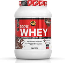 Laden Sie das Bild in den Galerie-Viewer, All Stars 100% Whey Protein, 1360 g Dose
