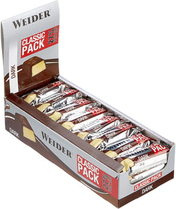Joe Weider Classic Pack, 24 x 35 g Riegel