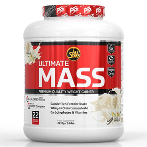 All Stars Ultimate Mass Gain, 2270 g