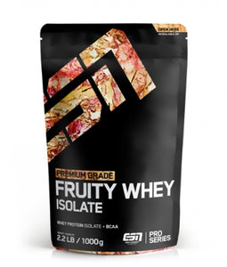 ESN Fruity Whey Isolate, 1000g Beutel