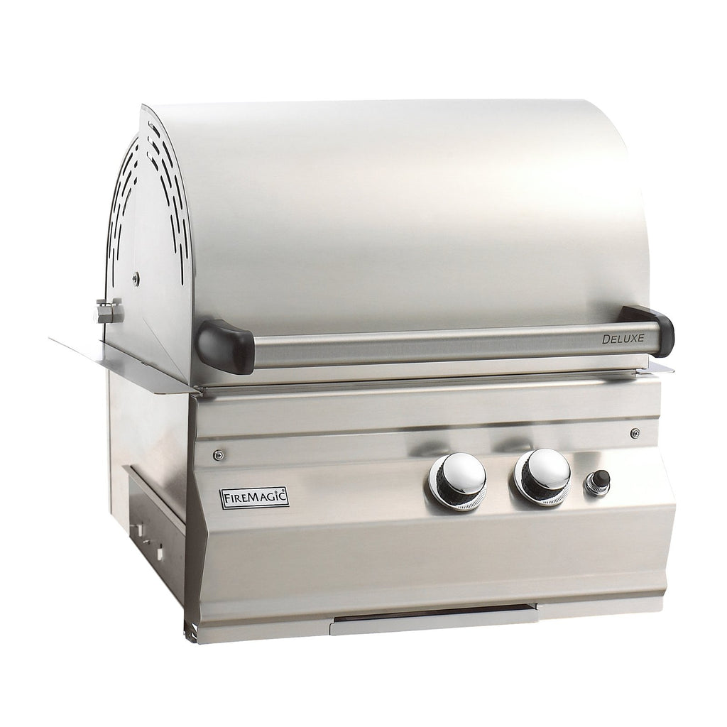 Fire Magic Legacy Deluxe 23-Inch Natural Gas Built-In Grill - 11-S1S1N-A