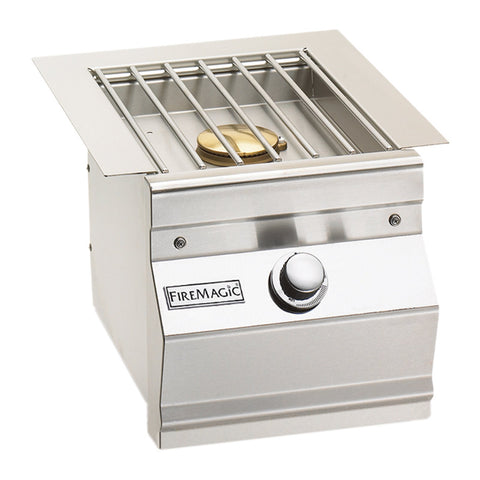 Fire Magic Aurora Natural Gas Built-In Single Side Burner - 3279L-1