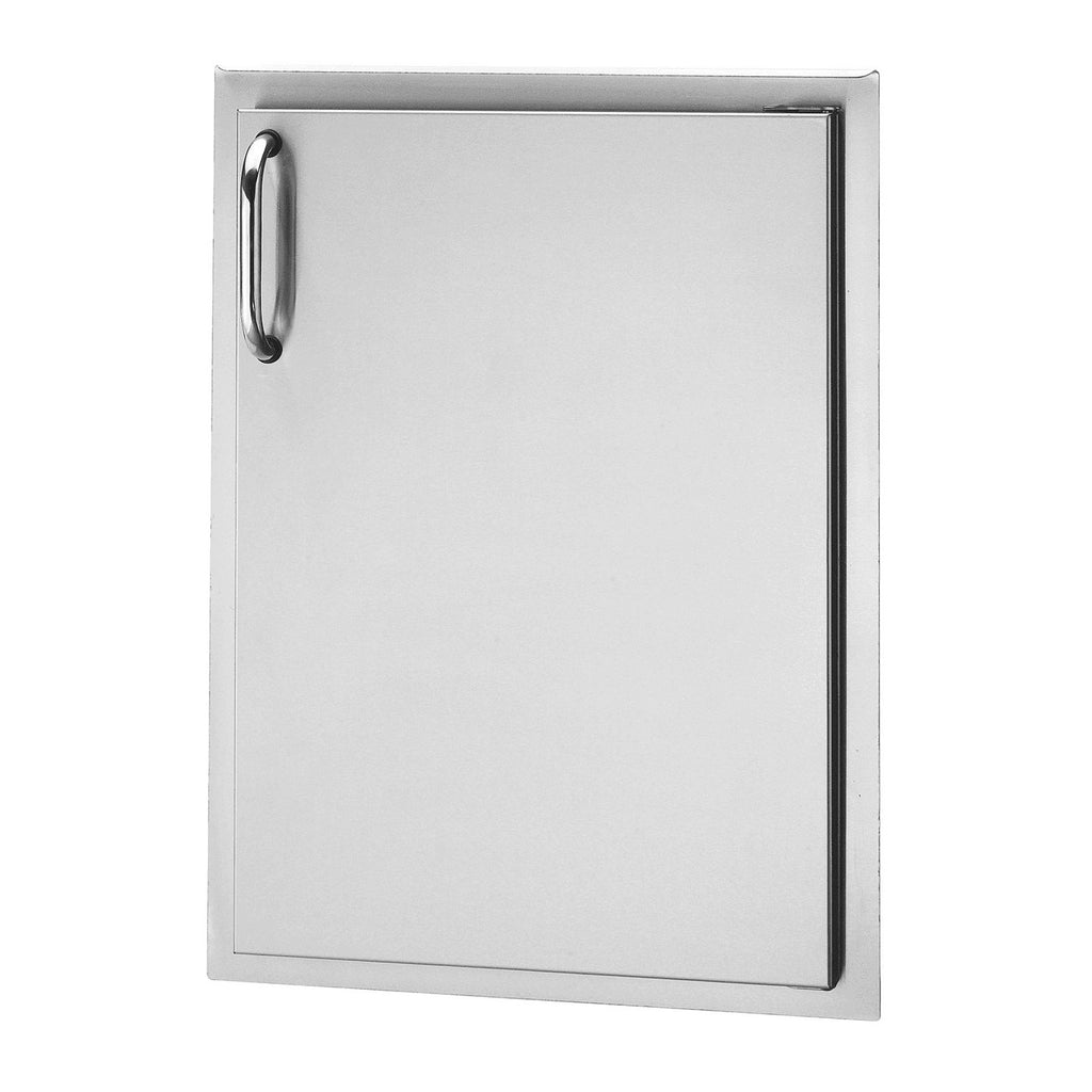 Fire Magic Select 14-Inch Single Access Door w/ Dual Drawers (Right Hinge) - 33820-SR