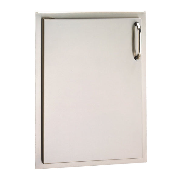 Fire Magic Select 14-Inch Vertical Single Access Door (Left Hinge) - 33920-SL