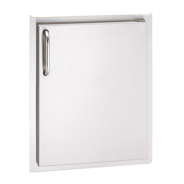 Fire Magic Select 17-Inch Vertical Single Access Door (Right Hinge) - 33924-SR