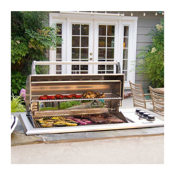 Fire Magic Legacy Regal I 30-Inch Propane Gas Drop-In Counter Top Grill - 34-S1S1P-A