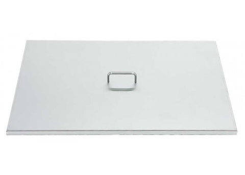 "Fire Magic 30"" Firemaster/Lift-a-Fire Stainless Steel Cover 3654"