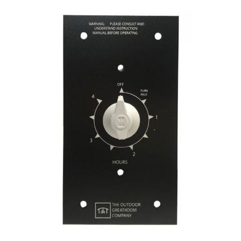 The Outdoor GreatRoom 4-Hour Timer for Direct Spark Ignition System - 4HRTC
