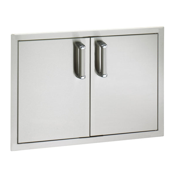 Fire Magic Premium Flush 30-Inch Double Access Door (Soft Close) - 53930SC