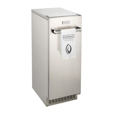 Fire Magic 15-Inch High Capacity Ice Maker w/ Reversible Hinge - 5597