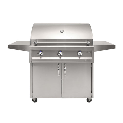 Artisan American Eagle 36-Inch Propane Gas Freestanding Grill - AAEP-36C-LP