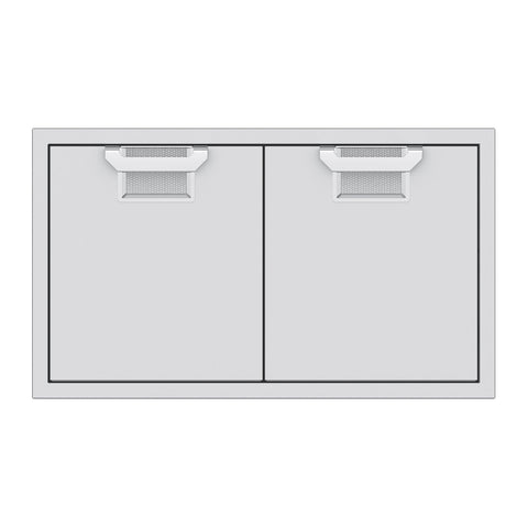 Aspire by Hestan 36-Inch Double Access Doors (Stainless Steel ) - AEAD36