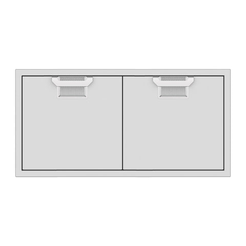 Aspire by Hestan 42-Inch Double Access Doors (Stainless Steel ) - AEAD42
