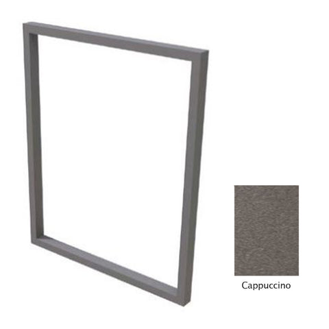 "Canyon Series 36""w by 18""h Trim Kit In Cappuccino - CAN-TRK-36x18-Cappuccino"