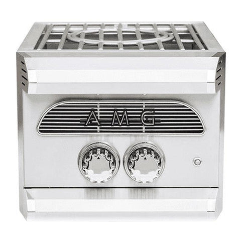 American Muscle Grill Natural Gas Built-In Power Burner - AMGPB2-NG