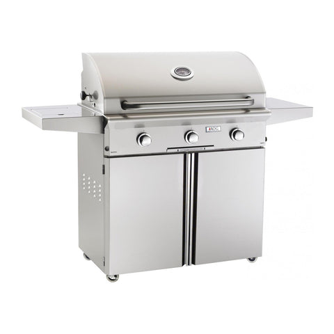 American Outdoor Grill Propane Gas 36-Inch L-Series 3-Burner Freestanding Grill - 36PCL-00SP