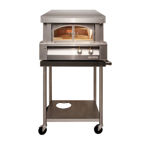 Alfresco 30-Inch Basic Pizza Oven Cart (for Alfresco & Artisan) - AXE-PZA-CART-01