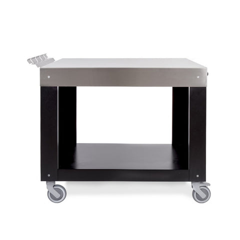 Alfa 40-Inch Stainless Steel Multifunctional Base and Prep Station Table - ACTAVO-100