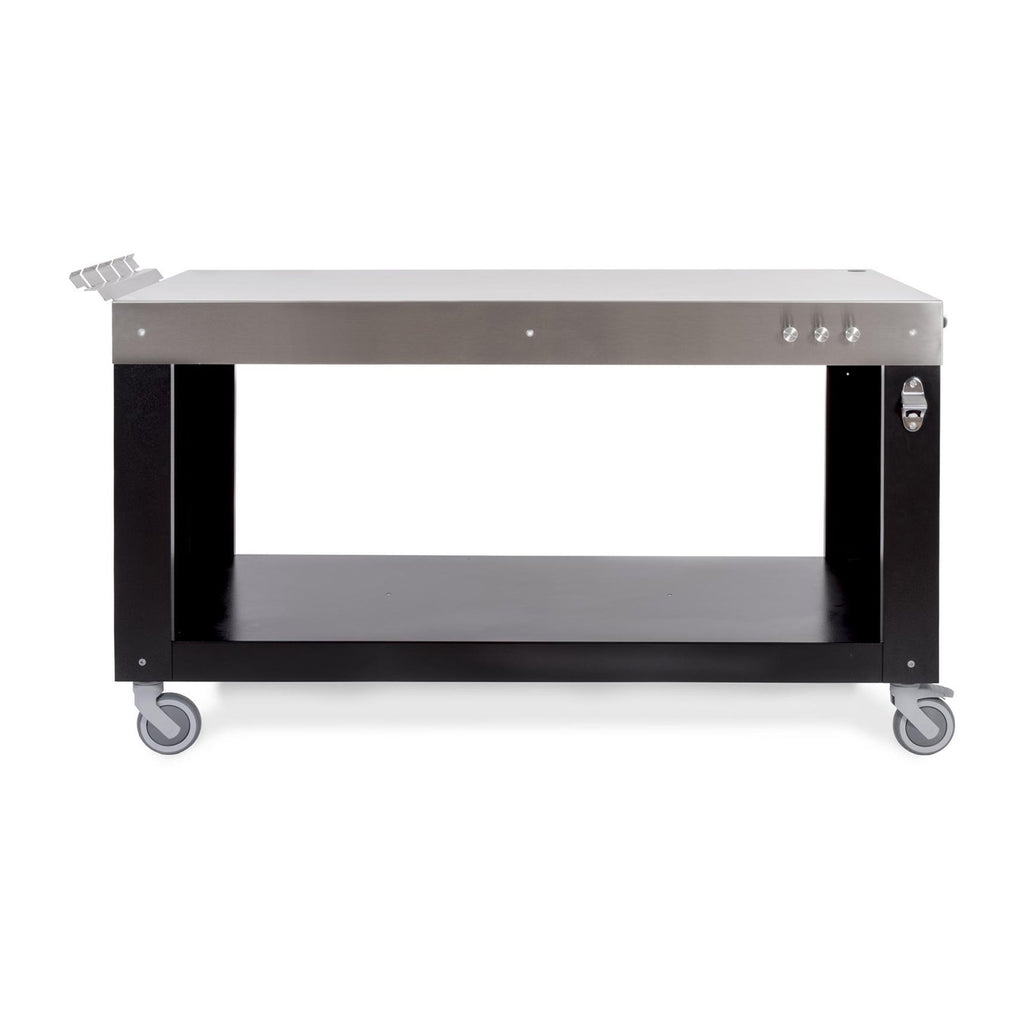 Alfa 63-Inch Stainless Steel Multifunctional Base and Prep Station Table - ACTAVO-160