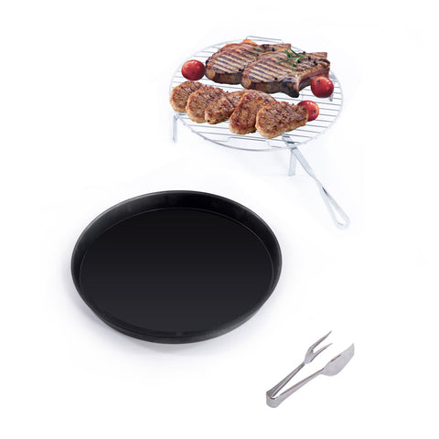 Alfa BBQ 500 D37 Grilling Accessory Kit (Barbeque Inside your Alfa Pizza Oven) - AC-BBQ500-3