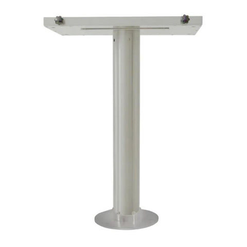 Blaze Professional LUX 10-Inch Marine Grade Steel Portable Grill Pedestal - BLZ-PRTPED-MG10