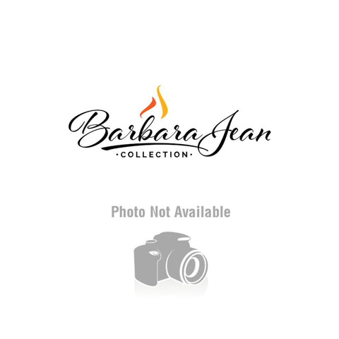Barbara Jean Stainless Steel Weather Cover for 37-Inch Outdoor Fireplace - KFOFP42WCSS