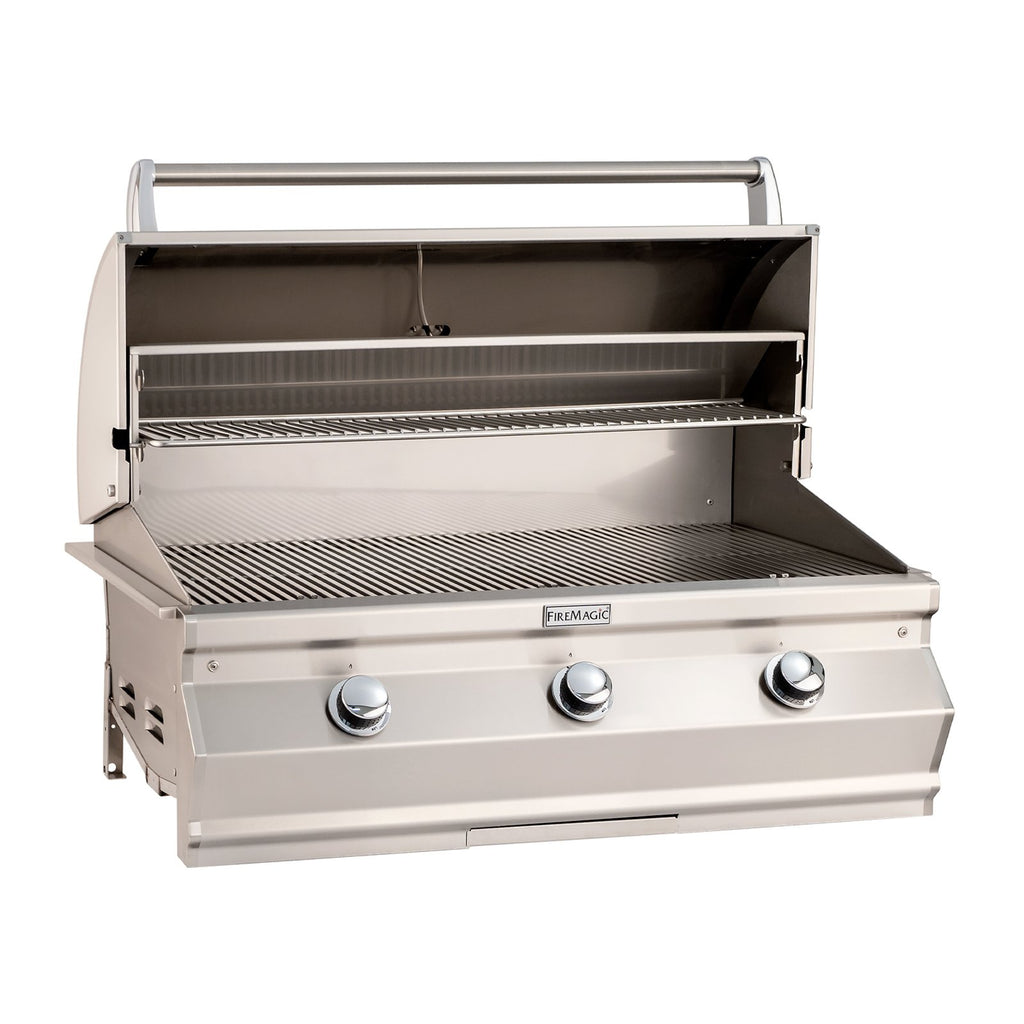 Fire Magic Choice C650I 36-Inch Propane Gas Built-In Grill w/ Analog Thermometer - C650I-RT1P
