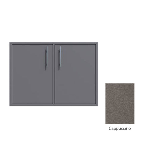"Canyon Series 30""w by 29""h Double Access Door In Cappuccino - CAN008-F02-Cappuccino"
