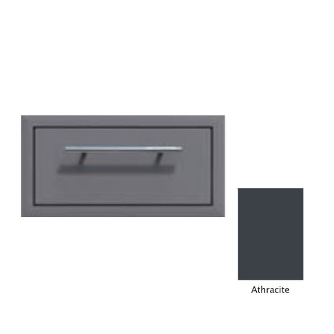 "Canyon Series 16""w by 11""h Paper Towel Holder Enclosure In Anthracite - CAN016-F01BH-Anthracite"
