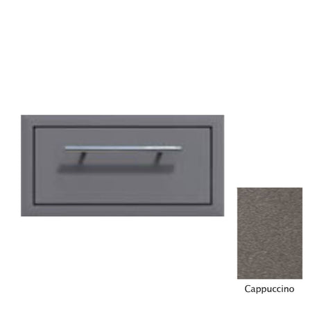 "Canyon Series 16""w by 11""h Paper Towel Holder Enclosure In Cappuccino - CAN016-F01BH-Cappuccino"