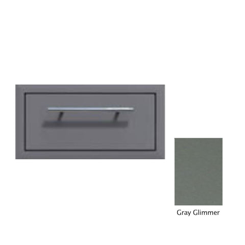 "Canyon Series 16""w by 11""h Paper Towel Holder Enclosure In Grey Glimmer - CAN016-F01BH-TexturedGreyGlimmer"