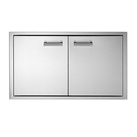 Delta Heat 30-Inch Double Access Doors - DHAD30-C