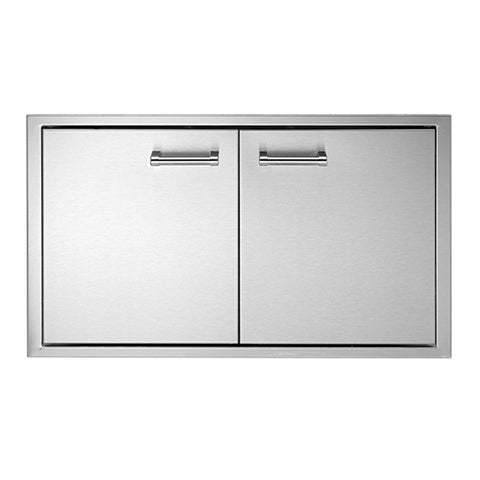 Delta Heat 36-Inch Double Access Doors - DHAD36-C