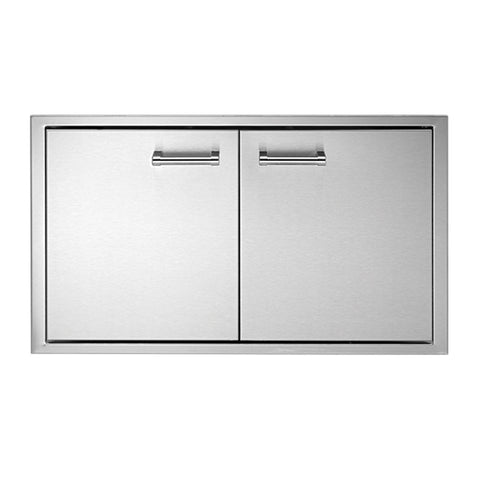 Delta Heat 38-Inch Double Access Doors - DHAD38-C