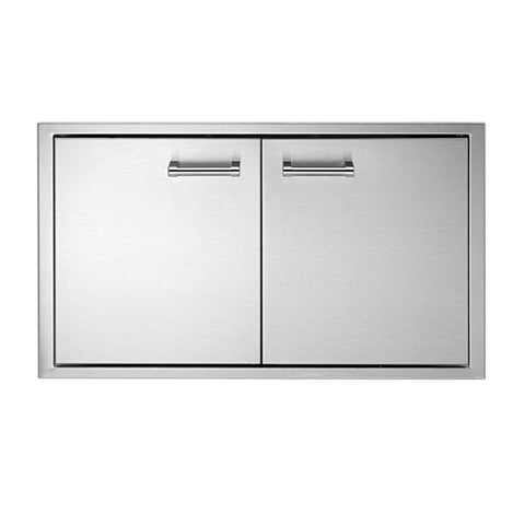Delta Heat 42-Inch Double Access Doors - DHAD42-C