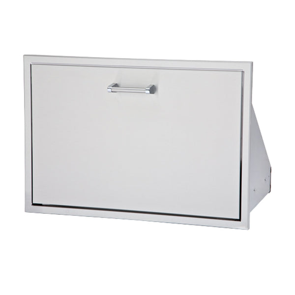 Delta Heat 30-Inch Cooler Drawer (Cooler Not Included) - DHCD30-B