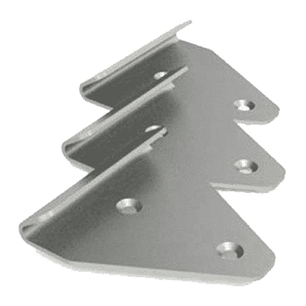 Evo 3 Piece Mounting Brackets for Hanging Lid on Wall or Cabinet - 12-0109-AC