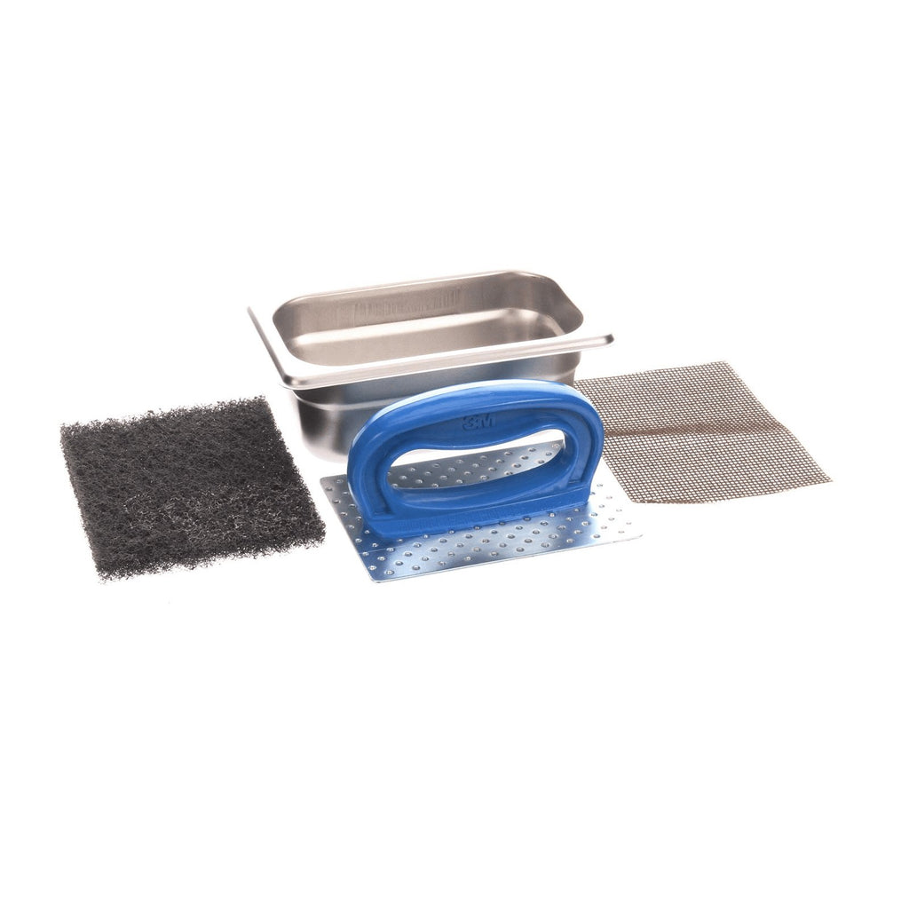 Evo Cooksurface Cleaning Kit - 13-0100-AC