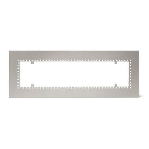 Infratech 33-Inch W and WD Series Heater Flush Mount Frame (Stainless Steel) - 18 2295