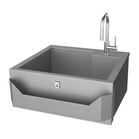 Hestan 30-Inch Insulated Sink (Faucet Not Included) - GIS30