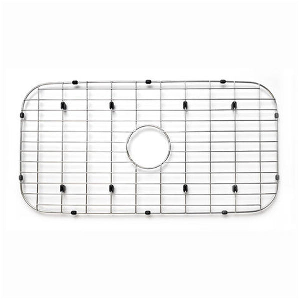 E2 Stainless Protective Stainless Steel Sink Grate for 3018 Sinks - GM3018