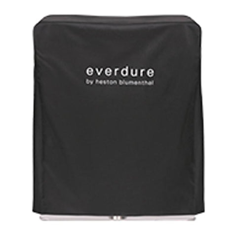 Everdure Long Cover for FUSION Freestanding Charcoal Pedestal Grill- HBC1COVERL