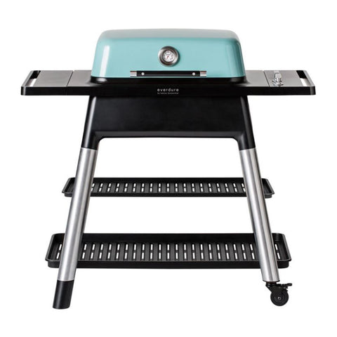 Everdure by Heston Blumenthal Force 48-Inch Propane Gas Freestanding Barbeque w/ Hose & Regulator (Mint) - HBG2MUS