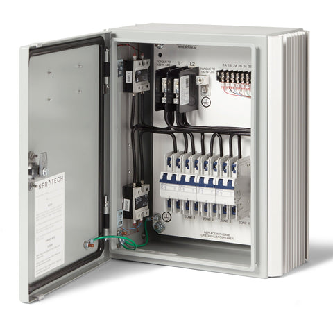 Infratech 2 Relay Panel (Requires Analog Control) - 30 4052