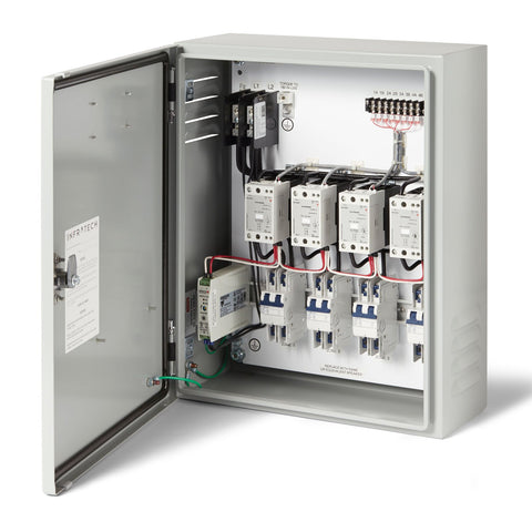Infratech 4 Relay Home Management Panel - 30 4064