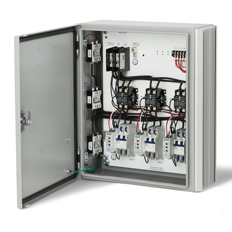 Infratech 2 Relay Universal Panel - 30 4072