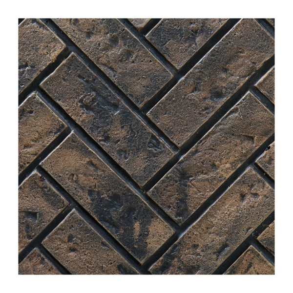 Barbara Jean Brick Liner for 37-Inch Fireplace in Herringbone - KFOFP42RLH