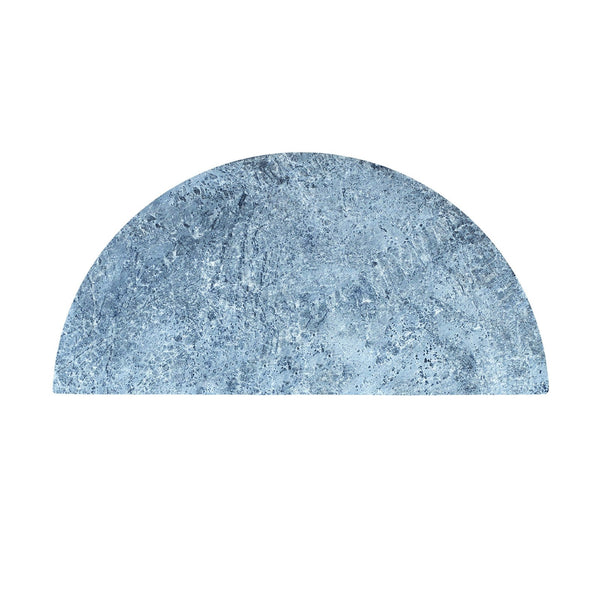 Kamado Joe Soapstone Half Moon Cooking Surface for 24-Inch Big Joe's -BJ-HCGSSTONE