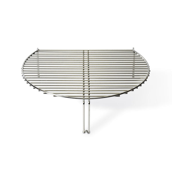 Kamado Joe Stainless Steel Grill Expander for 18-Inch Classic Joe's - KJ-SCS