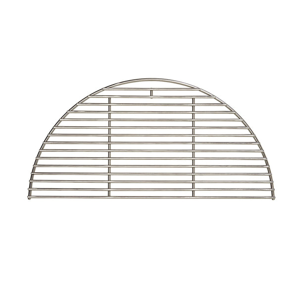 Kamado Joe Stainless Steel Half Moon Cooking Grate for 24-Inch Big Joe's - BJ-HCG